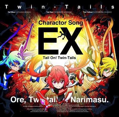 Ore, Twintail Ni Narimasu. Charactor Song