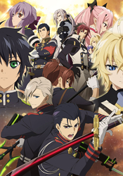 Owari no Seraph 2nd Season