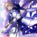 Kalafina – ring your bell (Single) Fate/stay night [UBW] ED2