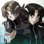 angela – DEAD OR ALIVE (Single) Soukyuu no Fafner EXODUS S2 OP&ED