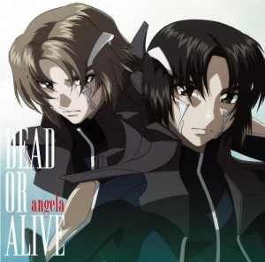 angela – DEAD OR ALIVE (Single) Soukyuu no Fafner EXODUS S2 OP&ED