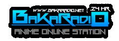 BaKaRadio Anime Radio Online 24 hrs สถานีวิทยุอนิเมะออนไลน์ตลอด 24ชั่วโมง